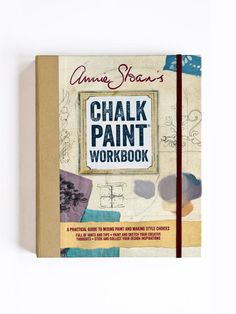 My new book, Annie Sloan's Chalk Paint® Workbook is grouped into sections, with handy pockets for storing pictures torn from magazines, fabric swatches or even paint charts. My new Workbook is a practical guide to working with the different key styles from my book Room Recipes for Style and Colour. In some sections, we've combined different but complementary looks; Bohemian and Floral Vintage or Modern Retro with Warehouse, with suggestions on how to make them work together.