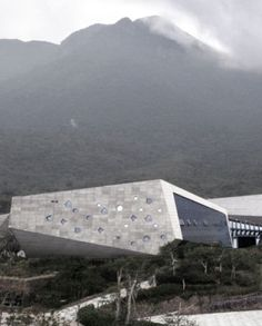 Designed by lee+mundwiler: cara lee and stephan mundwiler led their team to build the museum and research center in Shenzhen, China and now open to the public.