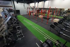 Sexy, State of the Art & Totally Functional | Pure Motivation Fitness Studio Vaughan