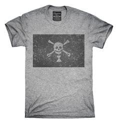 Retro Vintage Emanuel Wynn Pirate Flag T-Shirts, Hoodies, Tank Tops