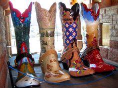 Cheyenne, Wyoming Boots!! o.O