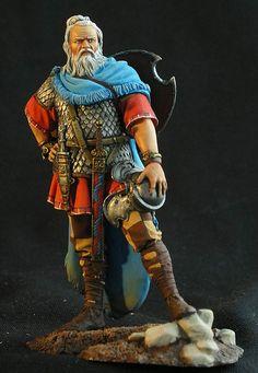 Marcomannic Warrior, II century A.D.