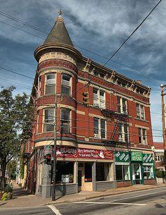Domhoff Building, Cincinnati
