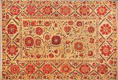 Suzani Carpet - Oriental Rugs - Nomad Rugs