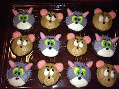 Tom Jerry Toms Custom cookies and Sugar cookies