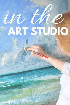 Painting with Acrylics | Katie Jobling Art