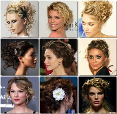 Peinados 2013 pelo rizado