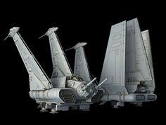 star wars tiberian shuttle