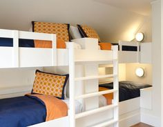 Bunk beds are back, and not just for kids