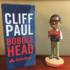 NBA Chris Paul bobble Head Brand New in The Box. Brand new in The Box Other