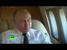 Russia's Putin visits Syria airbase and orders start of pullout - BBC News - YouTube