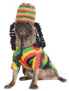 Rubies Costume Halloween Classics Collection Pet Costume, Medium, Rasta Dog - http://www.thepuppy.org/rubies-costume-halloween-classics-collection-pet-costume-medium-rasta-dog/