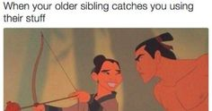 21 Best National Siblings Day Quotes & Memes For Brothers Or Sisters To Share On Social Media Today April 2019 Siblings Day Quotes, Siblings Funny, Sibling Memes, Older Siblings, Funny Relatable Memes, Funny Quotes, True Quotes, Quotes Quotes, National Sibling Day