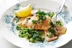 Showcase the beauty of fresh salmon in this simple yet impressive recipe.