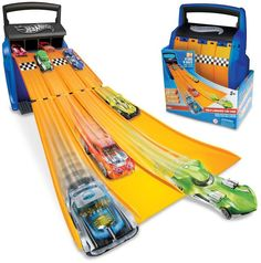 Neat Oh Hot Wheels Racing Battle Case by Neat-Oh!