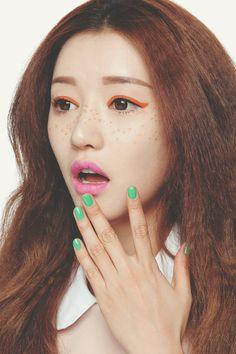Park Sora #kfashion #kstyle