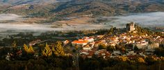 Panorama de Montalegre, Portugal