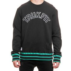 TRUKFITAll | Trukfit Trukfit Crew Sweatshirt|Shop the TRUKFIT Official Store