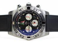 New Limited Edition Breitling Watch - Chronomat 44 Frecce Tricolori AB01104D - www.Legendoftime.com - Chicago Watch Center