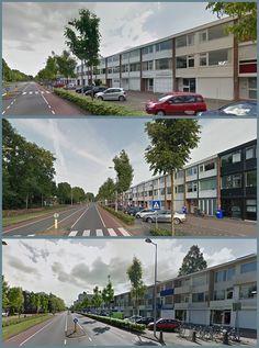 Residências na Van Boshuizenstraat Amsterdam, North Holland