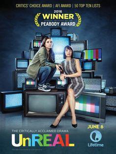 RETURNS IN 2017  -    UnREAL (TV Series 2015– ) -  DRAMA