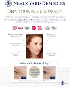 Neal's Yard Remedies Frankincense Skin Care Collection Age on Health Remedies Tips 8048 Organic Skin Care, Natural Skin Care, Organic Beauty, Organic Makeup, Diy Skin Care, Skin Care Tips, Neals Yard Remedies, Essential Oils For Skin, How To Get Rid Of Acne