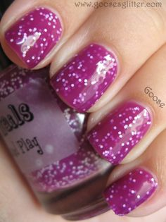 Dandy Nails - Come Out and Play via Goose's Glitter