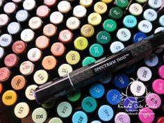 Limpieza de rotuladores Spectrum Noir. Cleaning your Spectrum Noir markers - YouTube