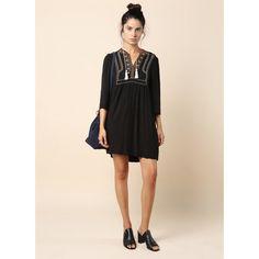 Isabel Marant Clara Black Dress / Shop Super Street - 2