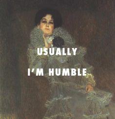 Right now, I don't choosePortrait of Marie Henneberg (1902), Gustav Klimt / Ego, Beyoncé