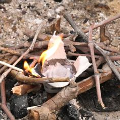 These Simple DIY Fire Starters Make Camping Easy
