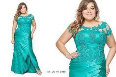 vestido de festa plus size 7