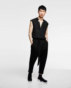 Unisex Looks, Dark Fashion, Mens Fashion, Androgynous Fashion, Men Design, Zara Man, Well Dressed Men, Men Looks, Mens Clothing Styles