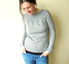 Love this sweater so much - Ravelry: Project Gallery for Beck pattern by Dani Sunshine