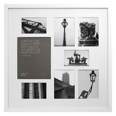 Buy White John Lewis 8 Aperture Wall Mounted Picture Frame, x from our Photo Frames & Accessories range at John Lewis & Partners. Aperture Photo, Photo Online, Frames On Wall, Home Decor Accessories, Picture Show, John Lewis, Wedding Gifts, Wedding Ideas, Wall Mount