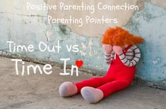 Learn the difference between Time In & Time Out and How to know when Time out is not working...