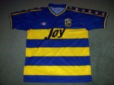 2001 2002 Parma Adults XL Football Shirt Top Maglia Italy Classic Football  Shirts 63f6782c1