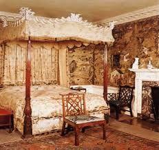 gothic style bedroom