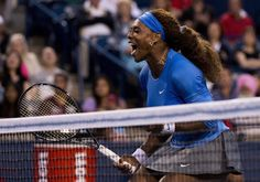 Aug 10, 2013   Top Seed, World #1 Serena Williams Advances to Rogers Cup Final v Sorana Cirstea! .... Serena's SF was her toughest match of the tournament due to her gastrointestinal discomfort before the match started. However, by the 2nd set, Serena's will had its way & she beat Aga Radwanska 7-6(3), 6-3 in 1 hr, 51 mins. #TrueGrit