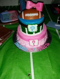 Touchdown or tutus cake ☺