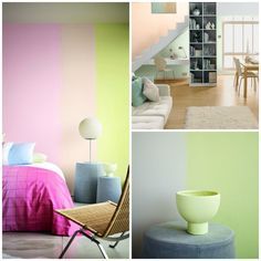 dulux collage