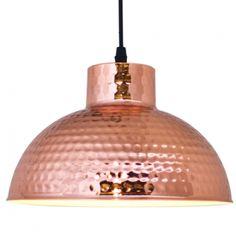 Martilla takpendel kobber Ceiling Lights, Lighting, Pendant, Pink, Home Decor, Metal, Colors, Products, Decoration Home