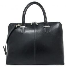 Laptop Businesstasche Damen Claudio Ferrici navy blau Tragegriff - Bags & more Bags, Fashion, Small Mirrors, Navy Blue, Laptop Tote, Leather Cord, Handbags, Moda, Fashion Styles