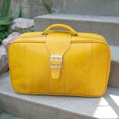 Yellow Suitcase!