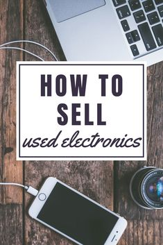 If you& looking to make more money you can declutter your home and sell your electronics items. This articles shows you how sell electronics online. Money Tips, Money Saving Tips, Managing Money, Online Cash, Make Money Online, Electronics Online, Cash From Home, Thing 1, Making Extra Cash