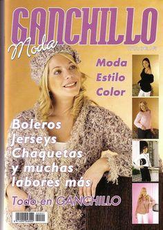 ... Crochet Book Cover, Crochet Books, Knit Crochet, Crochet Magazine, Knit Fashion, Loom Knitting, Shibori, Crochet Clothes, Booklet