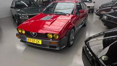 Alfa Romeo Gtv6, Alfa Gtv, Super Cars, Milan, Automobile, Racing, Luxury, Vehicles, Type