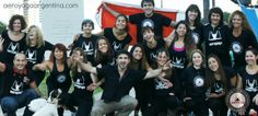 DIPLOMA AEROYOGA© EN ARGENTINA: FOTO-ALBUM 2014 En estas fotos con nuestros queridos alumnos de Argentin a y toda Latino América. yogacreativo.com #yogaaereo #pilatesaereo #yoga #pilates #certificacion #formacion #profesores #teacherstraining #instructorado #yogaswing #columpio #hamaca #harnes #rafaelmartinez #argentina #cursos #buenosaires #aeroyoga #aerea #danza #arte