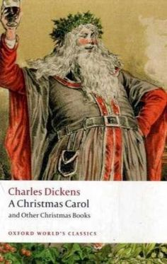A Christmas Carol by Dickens emulates what the Christmas Spirit should be. God Bless Us Everyone!