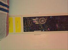 #dıy #acrilic paint #my room